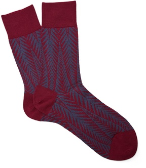 Falke Massai cotton-blend socks