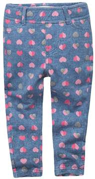 Levi's Baby Girl Heart Haley May Knit Leggings