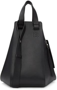Loewe Black Medium Hammock Bag