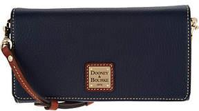 Dooney & Bourke As Is Pebble Leather Daphne Crossbody Handbag - ONE COLOR - STYLE