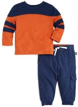 Splendid Boys' Striped Tee & Joggers Set - Baby