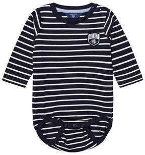 Gant Navy Stripe Logo Body