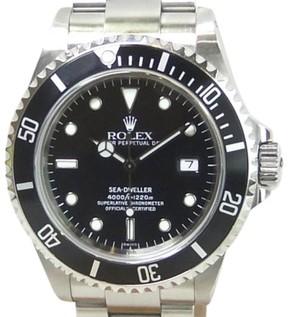 Rolex Sea-Dweller 16600 Stainless Steel 40mm Mens Watch