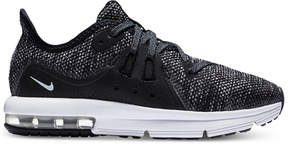 Nike Little Boys' Air Max Sequent 3 Running Sneakers from Finish Line