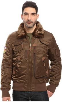 Alpha Industries Injector X Flight Jacket Men's Coat