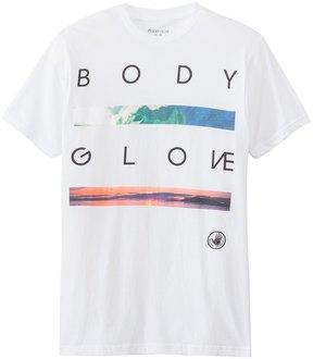 Body Glove Men's 3 Bars Short Sleeve Tee 8141944