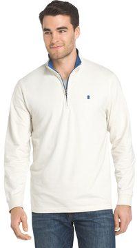 Izod Men's Nauset Saltwater Fleece Quarter-Zip Pullover