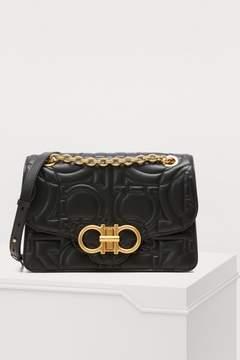 Salvatore Ferragamo Quilting leather MM bag