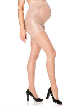 A Pea in the Pod Mama Spanx Sheer Maternity Pantyhose