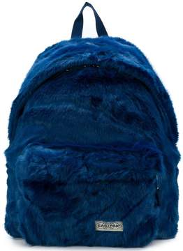 Eastpak fur backpack