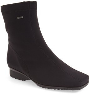 ara Women's 'Page' Waterproof Gore-Tex Ankle Bootie
