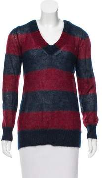 Boy By Band Of Outsiders Long Sleeve Knit Sweater