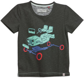 Sovereign Code Transport Graphic Short-Sleeve Tee