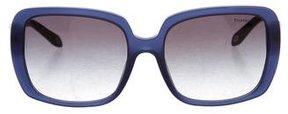 Tiffany & Co. Embellished Gradient Sunglasses