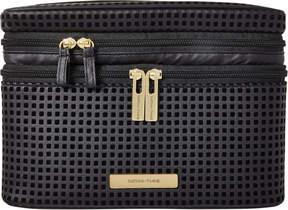Tartan twine double zip train case giveaway popsugar for 111 sutter street 22nd floor san francisco ca 94104