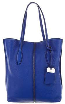 Tod's Mini D-Styling Leather Tote