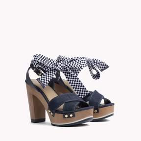 Tommy Hilfiger Platform Heeled Sandal