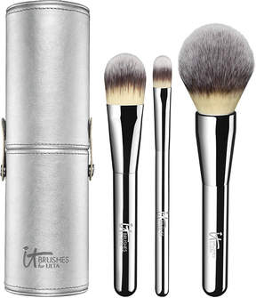 IT Brushes For ULTA Complexion Perfection Essentials 3 Pc Deluxe Brush Set - Only at ULTA