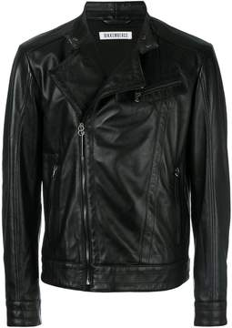 Dirk Bikkembergs biker jacket