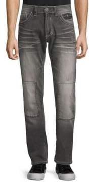 Affliction Ace Fleur Washed Jeans