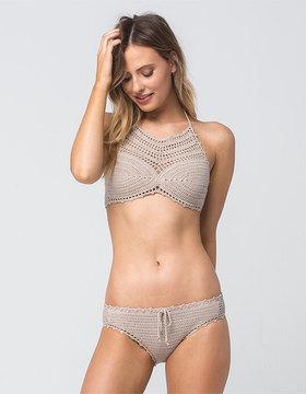 Bikini Lab Crochet Hipster Bikini Bottoms