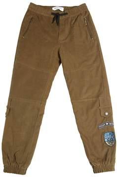 John Galliano Cotton Corduroy Pants