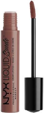 NYX Liquid Suede Cream Lipstick - Brooklyn Thorn