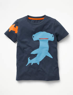 Boden Sea Animal Pocket T-shirt