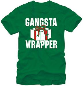 Fifth Sun Kelly Green 'Gangsta Wrapper' Tee