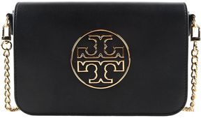 Tory Burch Isabella Clutch - BLACK - STYLE