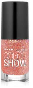 Maybelline Color Show Nail Polish, 91, Punk Rock Pink.