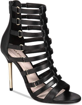 Aldo Unaclya Gladiator Dress Sandals Women's Shoes