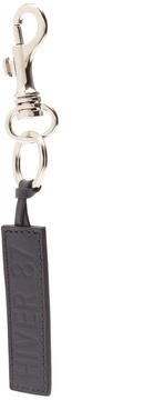 A.P.C. Hiver 87 leather key ring