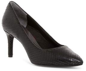Rockport Total Motion Snake Embossed Pump - Wide Width Available