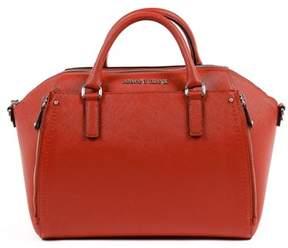 Armani Jeans Womens Handbag Red