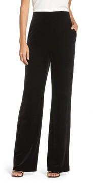 Eliza J Women's Velvet Trousers