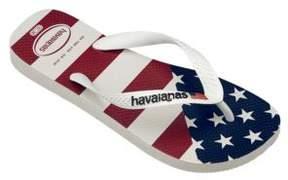 Havaianas USA Flag Flip Flops