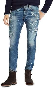 Polo Ralph Lauren Sullivan Slim Stretch Fit Jeans in Blue