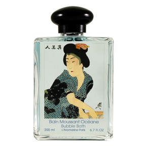 L'Aromarine Tokyo Oceane Bubble Bath by Outremer, formerly 200ml Bubble Bath)