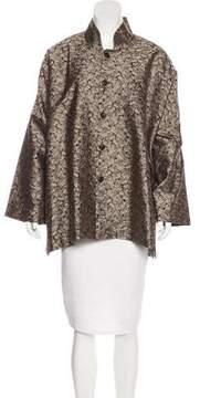 eskandar Wool & Silk-Blend Jacket