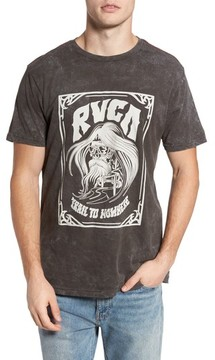 RVCA Men's Trail To Nowhere Graphic T-Shirt
