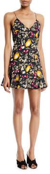 BA&SH Erik Lemons Sleeveless Flounce Dress