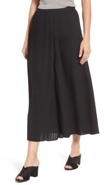 Eileen Fisher Women's Wide Leg Ankle Pants