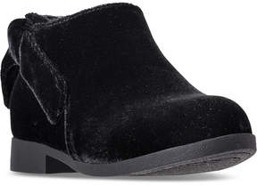 Nine West Toddler Girls' (4.5-10.5) & Little Girls (11-3) Samarah Booties from Finish Line