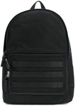 Michael Kors classic zip closure backpack