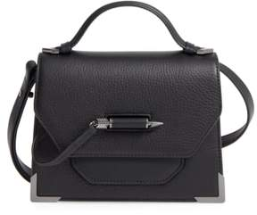 Mackage Keeley Leather Satchel - Black