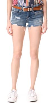 Blank Box Fresh Cutoff Shorts