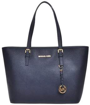 Michael Kors Shopping Jet Set Travel Top Zip Tote - ADMIRAL - STYLE