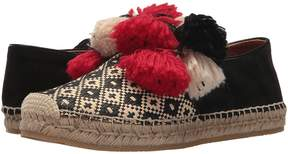 Etro Pom Pom Espadrille Women's Shoes