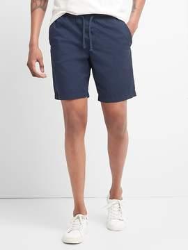 Gap 9 Drawstring Shorts in Twill